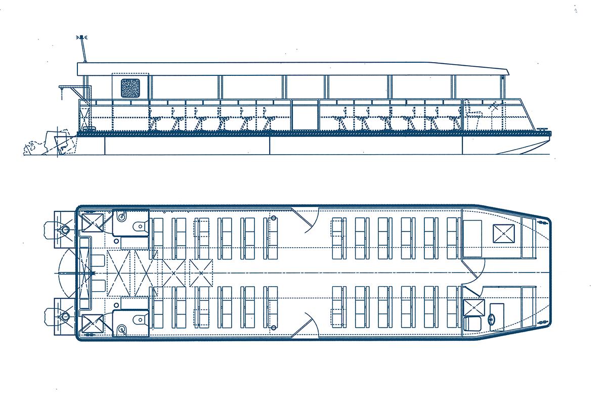 Explorer passenger vessel SeaArk Marine